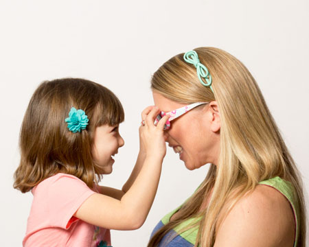 Complementos para el pelo niñas y mamás de Nita_Blogmodabebe