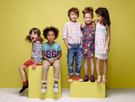 Moda infantil Du Pareil au Même primavera 2013_Blogmodabebe