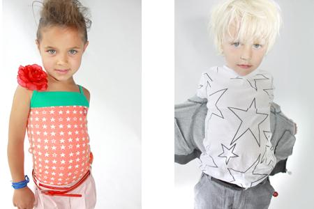 moda infantil holandesa