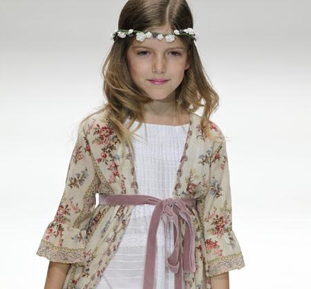 Vestidos comuniones niñas de Bonnet a pompon_2013_Blogmodabebe