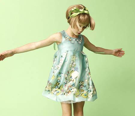 Tendencias Pitti Bimbo_Colección Mimisol moda infantil verano 2014_Blogmodabebe1