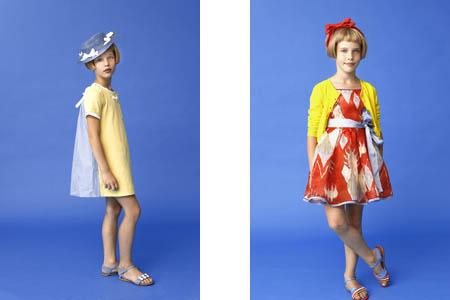 Tendencias Pitti Bimbo_Colección Mimisol moda infantil verano 2014_Blogmodabebe2