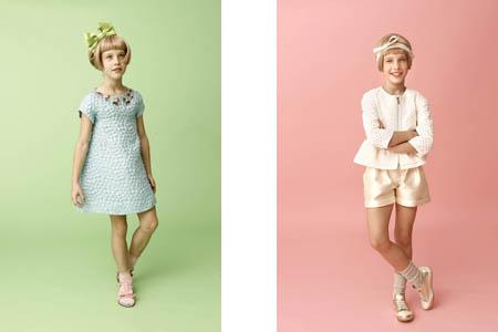 Tendencias Pitti Bimbo_Colección Mimisol moda infantil verano 2014_Blogmodabebe4