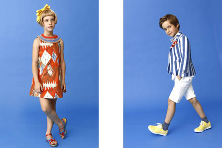 Tendencias Pitti Bimbo_Colección Mimisol moda infantil verano 2014_Blogmodabebe5