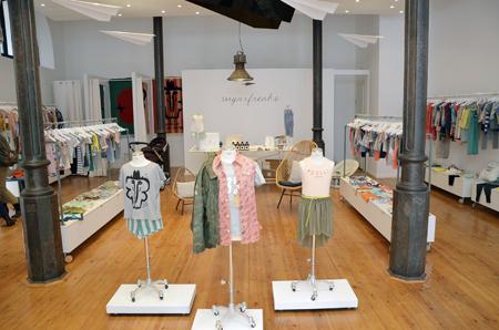 a1fb4f68aef Sugarfreaks nueva tienda de moda infantil