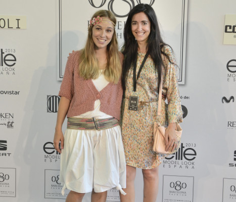 080 Barcelona Fashion_Beth ha diseñado los complementos de Condor para su colección de moda verano 2014_Blogmodabebe