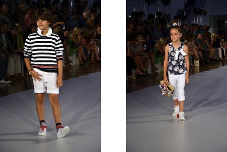 080 Barcelona Fashion_Desfile de Condor_moda verano 2014_Blogmodabebe4