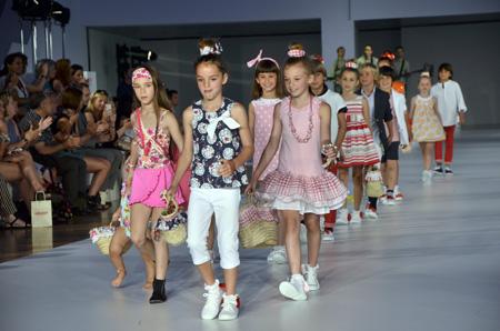 080 Barcelona Fashion_Desfile de Condor_moda verano 2014_Blogmodabebe9