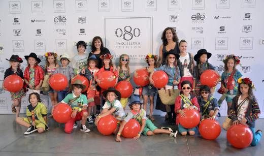 080 Barcelona Fashion_desfile Bóboli_moda verano 2014_Blogmodabebe_photocall