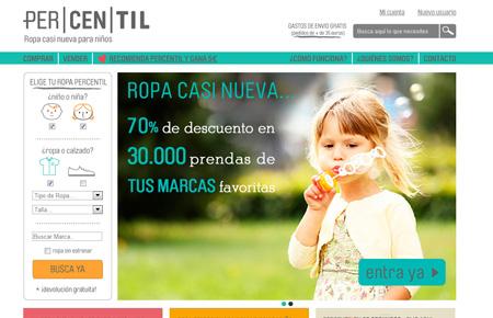 Comprar y vender ropa de segunda mano para niños_Percentil