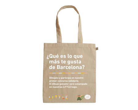 Little Barcelona concurso de dibujo