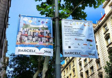Little Barcelona feria del universo infantil