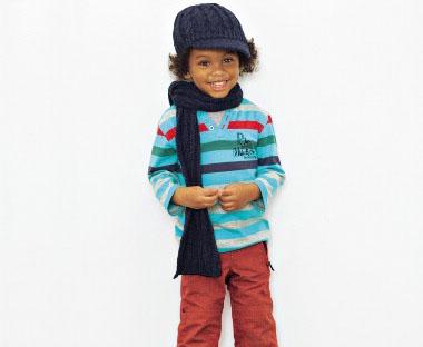 Moda infantil Verbaudet vuelta al cole en Blogmodabebe2