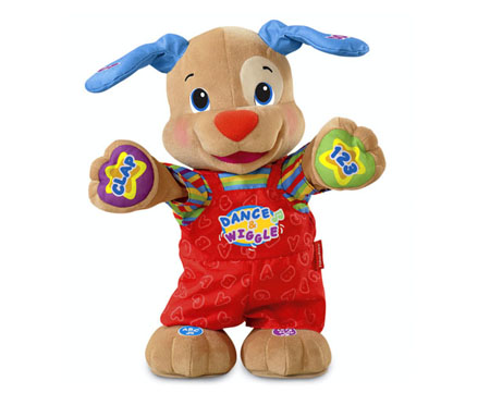 Perrito bailoteos Fisher Price