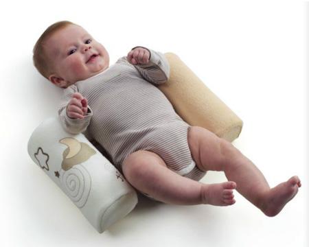 conjín antivuelco bebé de Bonjourbebe