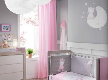Textil decoraci n habitaci n beb s y camisones maternales - Textil habitacion infantil ...