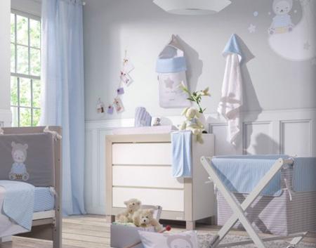 Textil decoraci n habitaci n beb s y camisones maternales - Decoracion interiores infantil ...