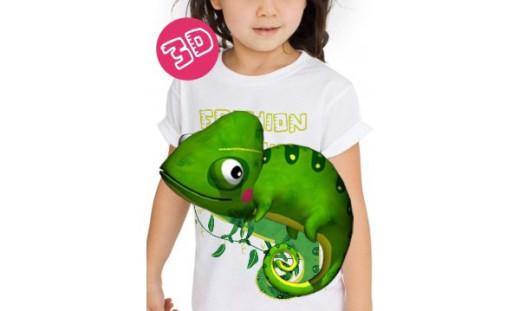 Camisetas realidad aumentada para ninos-Manada Live-Blogmodabebe-camaleon