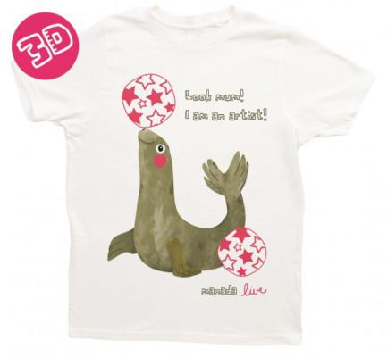 Camisetas realidad aumentada para ninos-Manada Live-Blogmodabebe-foca2