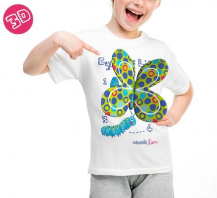 Camisetas realidad aumentada para ninos-Manada Live-Blogmodabebe-oruga