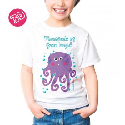 Camisetas realidad aumentada para ninos-Manada Live-Blogmodabebe-pulpo