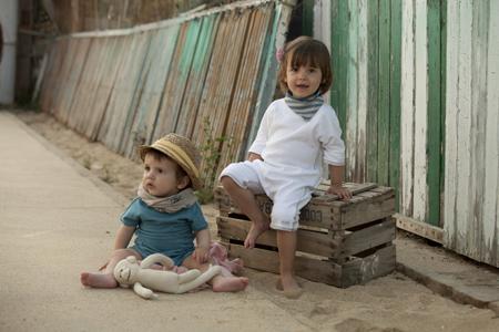 Moda infantil Piu et nau-verano 2013-Blogmodabebe