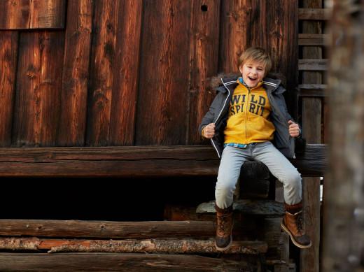 Benetton Kids moda infantil AW13 Blogmodabebe-1