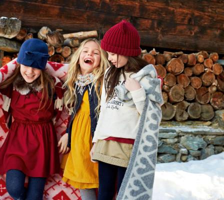 Benetton Kids moda infantil AW13 Blogmodabebe-3