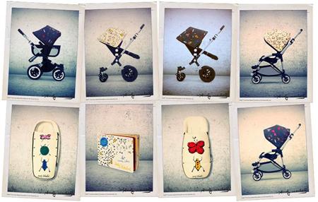 Colección de Otoño Andy Warhol cochecitos Bugaboo-Blogmodabebe