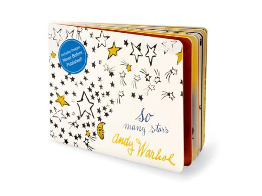 Colección de Otoño Andy Warhol libro So many Stars-Blogmodabebe