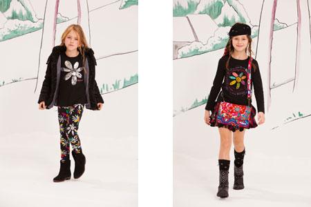 Desigual Kids moda infantil AW13 Blogmodabebe-1