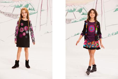 Desigual Kids moda infantil AW13 Blogmodabebe-3