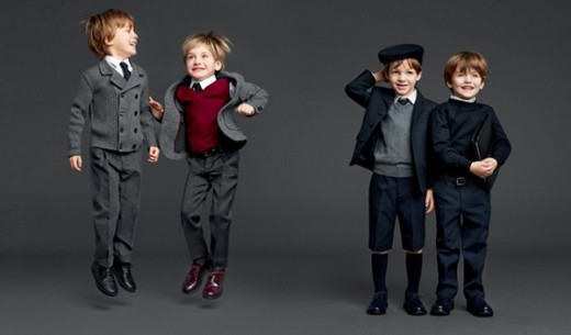 Dolce & Gabbana Junior autumn winter 2013-14-Blogmodabebe3