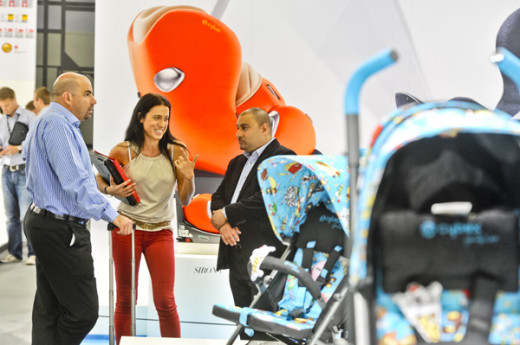 Stand: Cybex, Halle 11.3