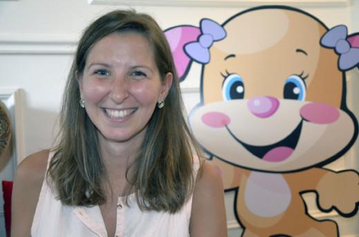 Isabel Torres, educadora infantil y directora de la escuela Nemomarlin foto Blogmodabebe