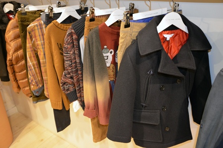Little Marc Jacobs FW13 Blogmodabebe Showroom CWF
