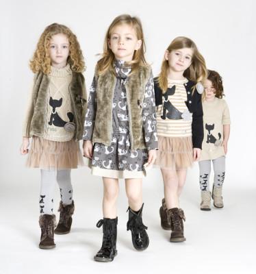 Lourdes moda infantil coleccion invierno 2013 Blogmodabebe