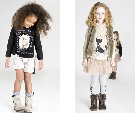 Lourdes moda infantil coleccion invierno 2013 Blogmodabebe2