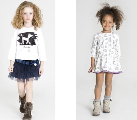 Lourdes moda infantil coleccion invierno 2013 Blogmodabebe3