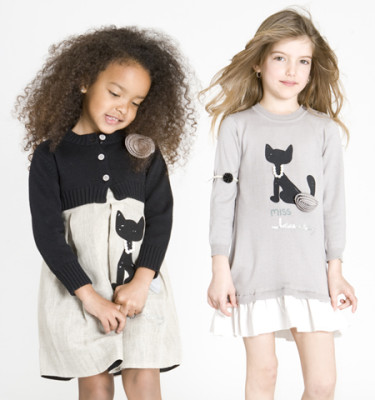 Lourdes moda infantil coleccion invierno 2013 Blogmodabebe5
