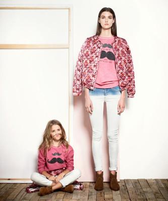 Mango Kids coleccion mini me para vestir como mama-Blogmodabebe 4