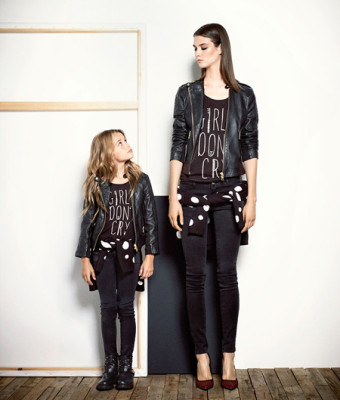 Mango Kids coleccion mini me para vestir como mama-Blogmodabebe 5