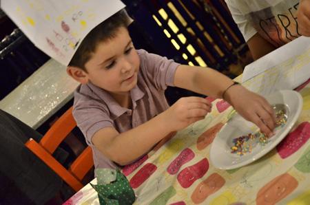 Moda infantil Boboli coleccion otono 2013-evento gastronomia Ada Parellada 7