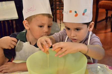 Moda infantil Boboli coleccion otono 2013-evento gastronomia Ada Parellada Blogmodabebe 3