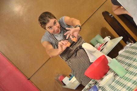 Moda infantil Boboli coleccion otono 2013-evento gastronomia Ada Parellada Blogmodabebe 5
