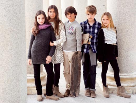 Moda infantil Gocco TEEN_coleccion OI 13-14