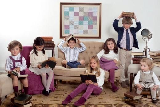 Moda infantil Gocco coleccion smart OI 2013