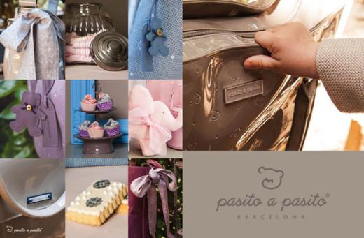 Pasito a Pasito nueva coleccion moda bebes OI 2013-2