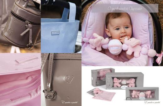 Pasito a Pasito nueva coleccion moda bebes OI 2013-accesorio Cupcake