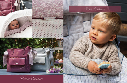 Pasito a Pasito nueva coleccion moda bebes OI 2013-fundas paseo Cashmere